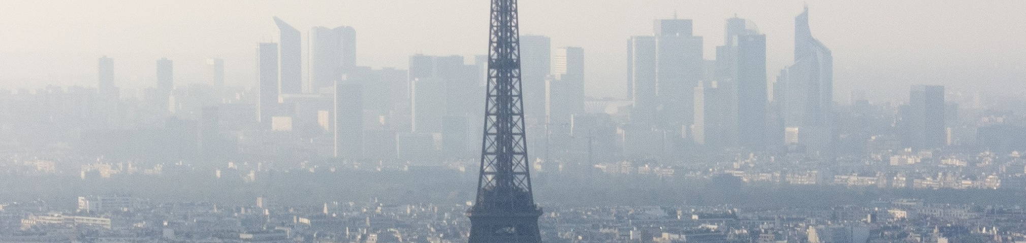 Pollution air en ville